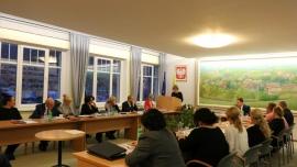 I Sesja Rady Miejskiej kadencji 2018-2023 Kliknięcie w obrazek spowoduje wyświetlenie jego powiększenia