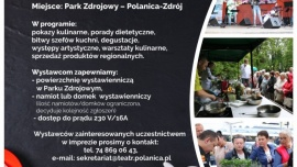 Pejzaże Kulinarne Polanicy - zaproszenie Kliknięcie w obrazek spowoduje wyświetlenie jego powiększenia
