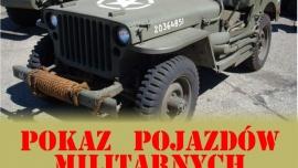 Pokaz pojazdów militarnych Kliknięcie w obrazek spowoduje wyświetlenie jego powiększenia