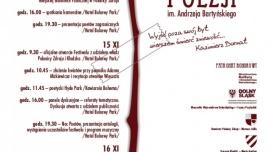 Poeci bez granic - XVI Międzynarodowy Festiwal Poezji Kliknięcie w obrazek spowoduje wyświetlenie jego powiększenia