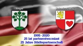 25-lecie partnerstwa miast Telgte - Polanica-Zdrój Kliknięcie w obrazek spowoduje wyświetlenie jego powiększenia