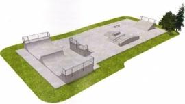 Budowa skateparku w Polanicy-Zdroju Kliknięcie w obrazek spowoduje wyświetlenie jego powiększenia