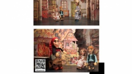 Jaś i Małgosia - spektakl dla dzieci Kliknięcie w obrazek spowoduje wyświetlenie jego powiększenia