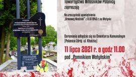 11 lipca przypada rocznica tzw. krwawej niedzieli, gdy w ok. 100 miejscowościach na Wołyniu doszło do największej fali mordów na Polakach. Tego dnia obchodzony jest Narodowy Dzień Pamięci Ofiar Ludobójstwa dokonanego przez ukraińskich nacjonalistów