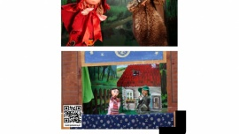 Czerwony Kapturek - spektakl dla dzieci Kliknięcie w obrazek spowoduje wyświetlenie jego powiększenia