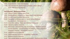 GRZYBÓW-ZDROJE - III Polanickie Grzybobranie Kliknięcie w obrazek spowoduje wyświetlenie jego powiększenia