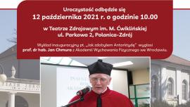 Inauguracja Roku Akademickiego 2021/22 Kliknięcie w obrazek spowoduje wyświetlenie jego powiększenia